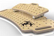 Pedal board samples