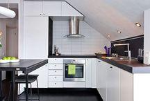 Tetőtéri konyha