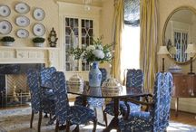 Dining Rooms / by Lee Robertson