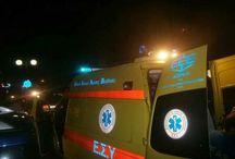Τροχαίο στη Θεσσαλονίκη, με θύμα πεζό άνδρα