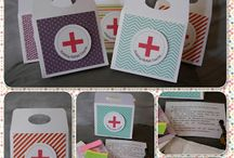 Gift Bag Punchboard - Stampin' Up!