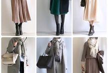Model pakaian musim dingin