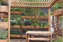 jardins hortas  etc...