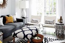 Home Decor- Gray