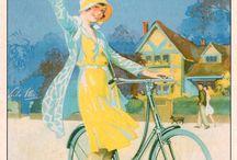 Vintage bikess
