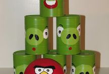 Huldreheim - angry birds