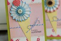 rosette cards etc
