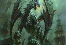 Peters dragons