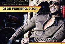 Romeo Santos en Cancún / Este 21 de Febrero Estadio Beto Ávila Cancún 9:30pm