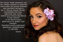 Andra - beauty portrait by Ramona Ilie