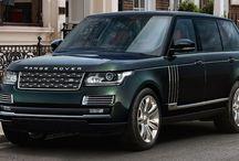 Range Rover Holland & Holland