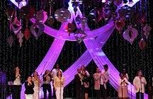 Stage Decor - Carols Eve