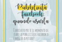 Facebook / Consigli e tips su come usare al meglio Facebook per promuovere la tua attività e fare social media marketing.