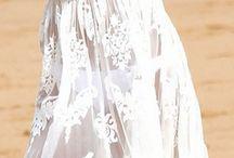 July White Summer / White dress