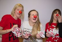 RED NOSE DAY 2015 / Here at ongo, we raised £350 for Red Nose Day 2015. Our efforts included The Great British ongo bake-off, a quiz, making our faces funny for money, comic relief zumba and a car wash.