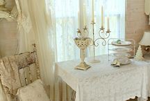 Shabby chic / Ideas for creating shabby chic