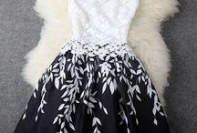 dresses/hair