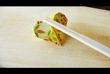 箸置き 折り紙
