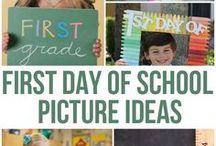 πρώτες μέρες σχολείου
