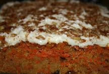 Cakes / Carrot caje