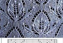 pletení vzory