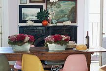 DINING ROOMS / by Dahnya Giampietro