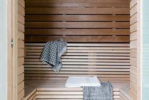 Sauna + kylppäri