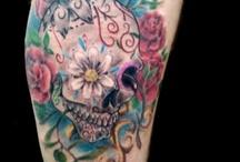 love it, Tattoos