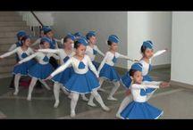 Χορευτικά μπαλέτο