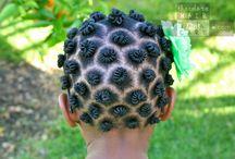 Hair Love for Jade / by Julie Galaska