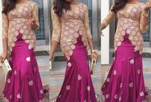 Creative Lace Styles / All about Creative fashion Style in the world of Lace designs