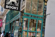 Book stores around the world