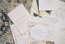 Wedding Invitations / Unique Wedding Invitations