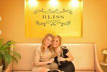 About Us | Bliss GlamSpa Beauty Salon & Spa / Good old friends, Zsófia Babka and Anikó Bleier, the founders of Bliss GlamSpa Beauty Salon & Spa