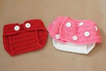 Crochet New born minnie set
