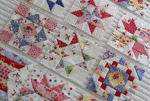 Hobby patchwork applique