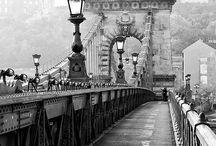 Budapest bw