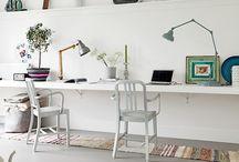 Workspace / Espace de travail public ou privé