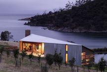 Arkitektur hytter / Arkitektur hytter