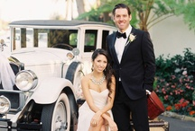 Vintage Travel Wedding