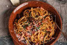 Συνταγές με μακαρόνια