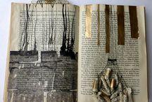 Livres / Le livre comme objet plastique