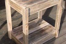 Shoe rack table