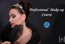 SEPTEMBER 17 2017 Professional Makeup Course!