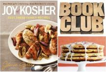Joy of Kosher Cookbook / by JOYofKOSHER.com (JOY of KOSHER with Jamie Geller)