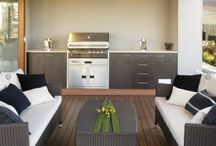 Style: Alfresco kitchen