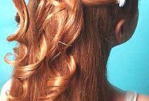 Peinados de Comunión niña