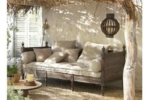White interiors and exteriors