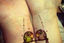 parove tetování