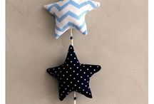 decoración con estrellas